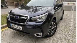 SUBARU Forester 2.0 XT Executive Plus CVT