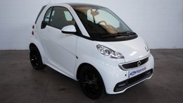 SMART Fortwo Cabrio 52 mhd Pulse Aut.