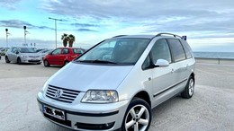 VOLKSWAGEN Sharan 1.9TDI Advance