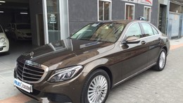 MERCEDES-BENZ Clase C 220CDI BE Avantgarde Eco Edition 7G P.