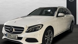 MERCEDES-BENZ Clase C C-CLASS 220 D FAMILIAR