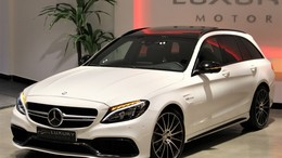 MERCEDES-BENZ Clase C Estate 63 AMG 7G Plus