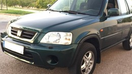 HONDA CR-V 2.0 DOHC 16v. 4x4 Luxury