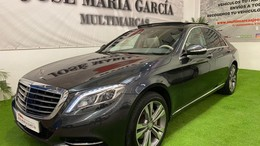 MERCEDES-BENZ Clase S 350 BT Largo Aut.
