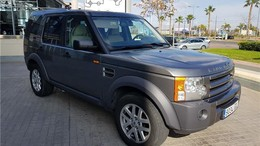 LAND-ROVER Discovery 2.7TDV6 SE CommandShift
