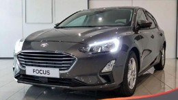 FORD Focus 1.0 ECOBOOST 92KW TREND+ 125 5P