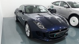 JAGUAR F-Type Coupé 3.0 V6 Aut. 340