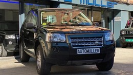 LAND-ROVER Freelander 2.2Td4 XS CommandShift