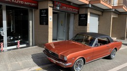 FORD Mustang 289CI V8 AUTOM