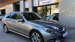 MERCEDES-BENZ Clase E Estate 350 BT Elegance 9G-Plus