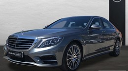 MERCEDES-BENZ Clase S 350 d BERLINA
