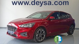FORD Focus  BERLINA ST-LINE X 1.0 EcoBoost MHEV 92KW (125CV) Euro 6.2