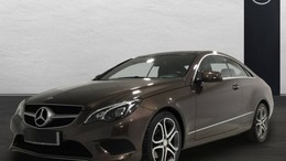 MERCEDES-BENZ Clase E Coupé 350BlueTec Aut.