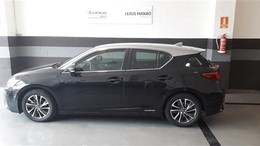 LEXUS CT 200h Black & Grey