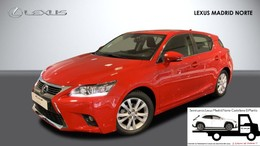 LEXUS CT   200h Business. 280€/mes.