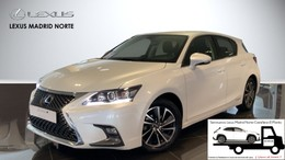 LEXUS CT   200h Business Navibox. 248€/mes.