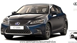 LEXUS CT   200h Business Navibox. 263€/mes.