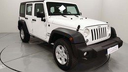 JEEP Wrangler Unlimited 2.8CRD Sport
