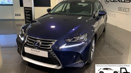 LEXUS IS   300h Executive Navibox. 341€/mes.