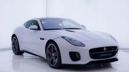 JAGUAR F-Type 3.0 V6 S/C 340PS Conv. R-Dynamic Auto