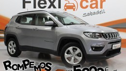 JEEP Compass 1.4 Multiair Longitude 4x2 103kW