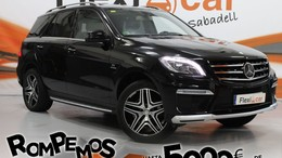 MERCEDES-BENZ Clase M  ML 350 4MATIC