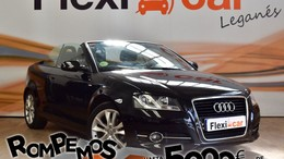 AUDI A3 Cabrio 1.6TDI Attraction