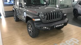JEEP Wrangler Unlimited 2.2CRD Rubicon 8ATX