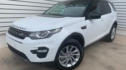 LAND-ROVER Discovery Sport  2.0L TD4 132kW (180CV) 4x4 SE
