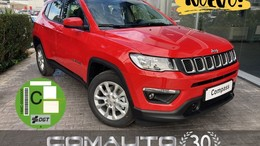 JEEP Compass 1.3 Gse T4 Longitude 4x2 130
