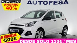 HYUNDAI i10  1.0 66cv Klass 5p # IVA DEDUCIBLE, LIBRO REVISIONES