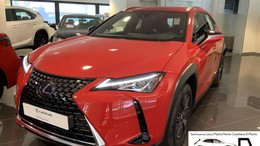 LEXUS UX   250h Business. 197€/mes.