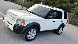 LAND-ROVER Discovery 2.7TDV6 S CommandShift