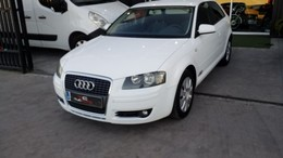 AUDI A3 1.9TDI Attraction DPF