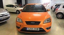 FORD Focus 2.5 ST Racing Orange