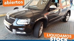 SKODA Yeti Outdoor 1.2 TSI Active 4x2 81kW