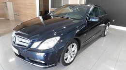 MERCEDES-BENZ Clase E Coupé 250CDI BE Aut.