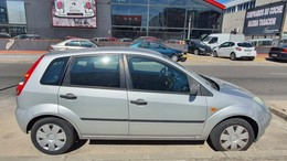 FORD Fiesta 1.4 TDCi Steel