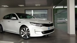KIA Optima 1.7CRDI Eco-Dynamics Drive DCT