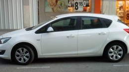 OPEL Astra 1.6CDTi Excellence 110