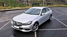 MERCEDES-BENZ Clase E 220 BT 4M 7G Tronic Plus