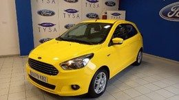 FORD Ka KA+ 1.2 TI-VCT 63KW ULTIMATE 85 5P