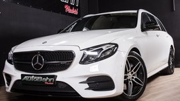 MERCEDES-BENZ Clase E AMG 43 4Matic 9G-Tronic