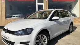 VOLKSWAGEN Golf Variant 1.6TDI CR BMT Business&Navi 105