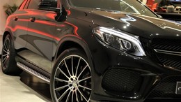 MERCEDES-BENZ Clase GLE 450 AMG 4Matic Aut.