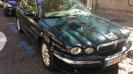 JAGUAR X-Type  2.5 Gasolina