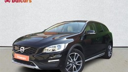 VOLVO V60  Cross Country  Classic D4 Summum Geartronic.