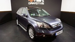 HONDA CR-V 2.0i-VTEC Luxury Aut.