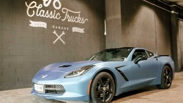 CHEVROLET Corvette  C7 Manual Track Pack