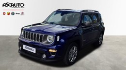 JEEP Renegade  1.6 MJET 88KW LIMITED FWD 5P